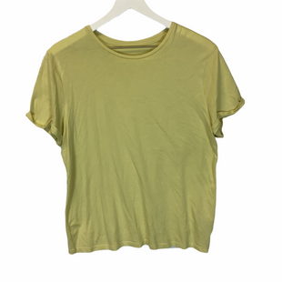 Primary Photo - BRAND: A NEW DAY STYLE: TOP SHORT SLEEVE COLOR: YELLOW SIZE: M SKU: 210-210129-4331
