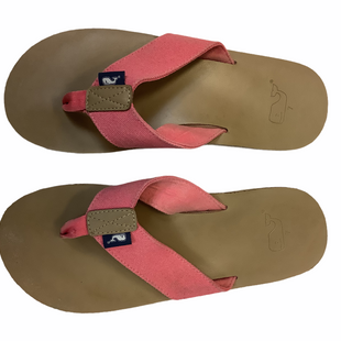 Primary Photo - BRAND: VINEYARD VINES STYLE: SANDALS LOW COLOR: PINK SIZE: 7 OTHER INFO: AS IS SKU: 210-210142-2345