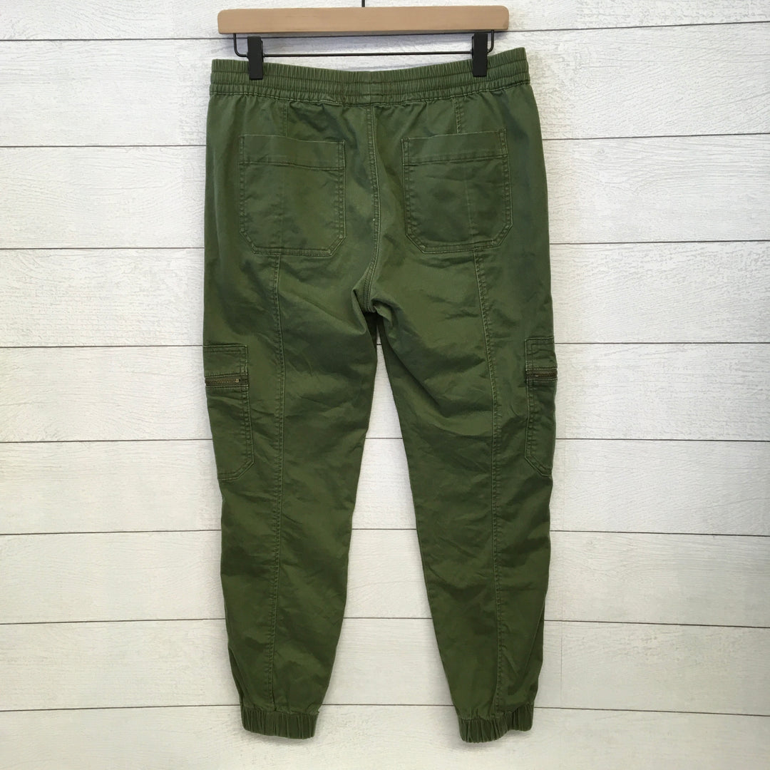 Photo #1 - BRAND: BULLHEAD <BR>STYLE: PANTS <BR>COLOR: GREEN <BR>SIZE: S <BR>SKU: 210-21099-15398