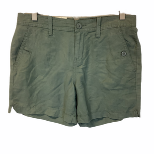 Primary Photo - BRAND: CALVIN KLEIN STYLE: SHORTS COLOR: GREEN SIZE: 2 SKU: 210-210117-2541