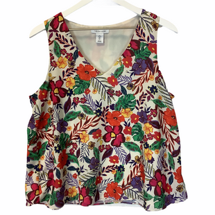 Primary Photo - BRAND: TABITHA STYLE: TOP SLEEVELESS COLOR: MULTI SIZE: L SKU: 210-210142-353