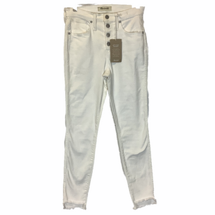 Primary Photo - BRAND: MADEWELL STYLE: PANTS COLOR: CREAM SIZE: 4 SKU: 210-21099-18344
