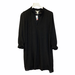 Primary Photo - BRAND: H&M STYLE: DRESS SHORT LONG SLEEVE COLOR: BLACK SIZE: L SKU: 210-210106-27307