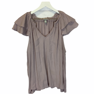 Primary Photo - BRAND: A NEW DAY STYLE: TOP SHORT SLEEVE COLOR: PURPLE SIZE: L SKU: 210-210106-20902