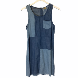 Primary Photo - BRAND: TRUE CRAFT STYLE: DRESS SHORT SLEEVELESS COLOR: DENIM SIZE: M SKU: 210-210106-25237