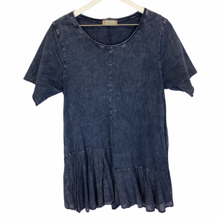 Primary Photo - BRAND: ALTARD STATE STYLE: TOP SHORT SLEEVE COLOR: BLUE SIZE: M SKU: 210-21099-14752