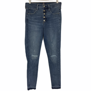 Primary Photo - BRAND: GAP STYLE: JEANS COLOR: DENIM SIZE: 4 SKU: 210-210142-2720