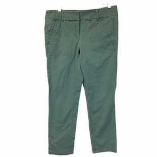 Primary Photo - BRAND: LOFT STYLE: PANTS COLOR: GREEN SIZE: 2 SKU: 210-210106-30589