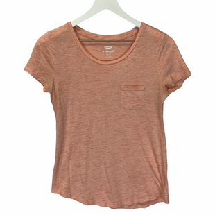 Primary Photo - BRAND: OLD NAVY STYLE: TOP SHORT SLEEVE COLOR: ORANGE SIZE: XS SKU: 210-210106-31084