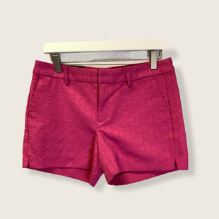 Primary Photo - BRAND: BANANA REPUBLIC STYLE: SHORTS COLOR: PINK SIZE: 6 SKU: 210-210145-4909