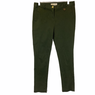 Primary Photo - BRAND: MICHAEL BY MICHAEL KORS STYLE: PANTS COLOR: GREEN SIZE: 4 SKU: 210-210106-29035
