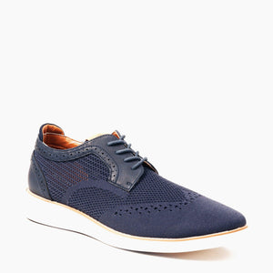 Barbed  - Navy