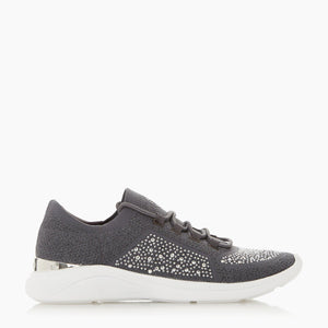Easy Lace Up - Grey