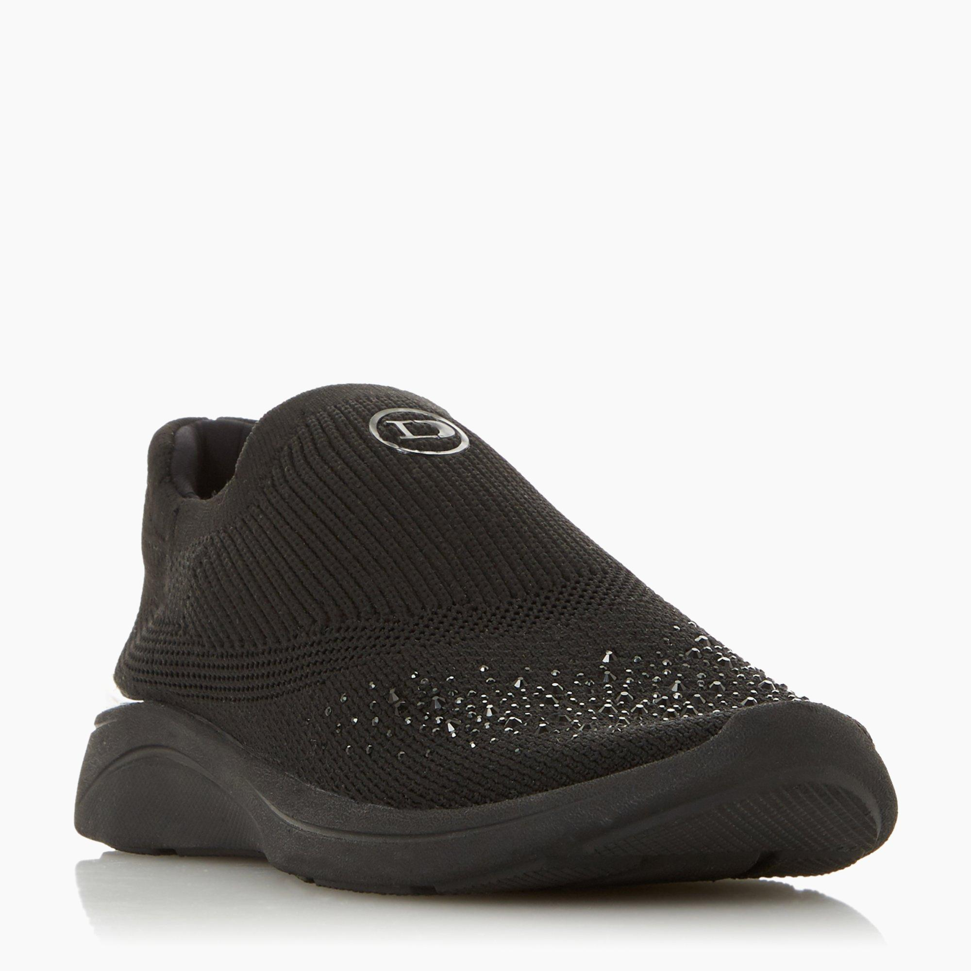 Easy Slip On - Black Synthetic