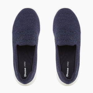 Easy Slipper Cut - Navy