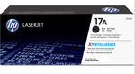 HP 17A BLACK TONER CARTRIDGE