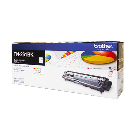 BROTHER TN-261 BLACK TONER CARTRIDGE