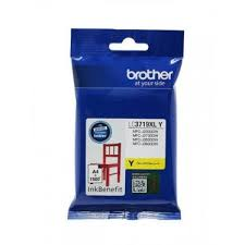 Brother LC3717 Yellow  Ink Cartridge