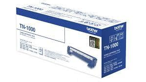 BROTHER TN-1000 BLACK TONER CARTRIDGE
