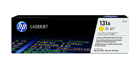HP 131A YELLOW TONER CARTRIDGE