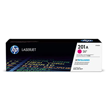 HP 201A Magneta Toner Cartridge