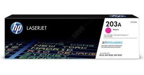 HP 203A Magneta Toner Cartridge