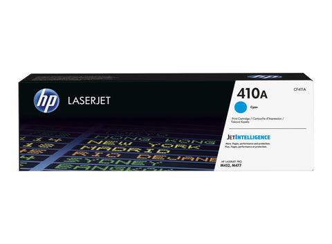 HP 410A Cyan Toner Cartridge