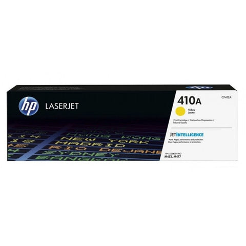 HP 410A Yellow Toner Cartridge