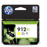 HP 912XL Yellow High Yeild Ink Cartridge