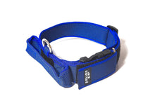 Load image into Gallery viewer, Julius-K9 Color & Gray<sup>®</sup> Collar with Handle, Safety Lock and Interchangeable Patch