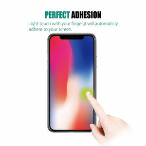 9H HD Tempered Glass For iPhone