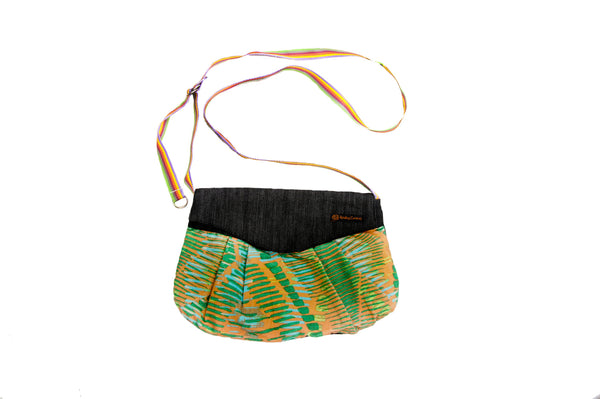 Crossbody Eco Purse: Amazoninha