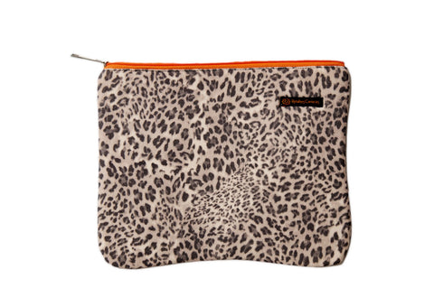 Eco iPad Case: Leopard