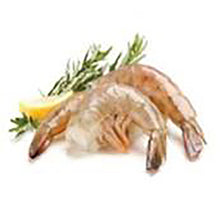 Load image into Gallery viewer, WILD Mexican Jumbo Shrimp, Block, Shell-On, 21/25, 5 lb