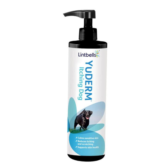 Lintbells YuDerm Itching Dog 250ml