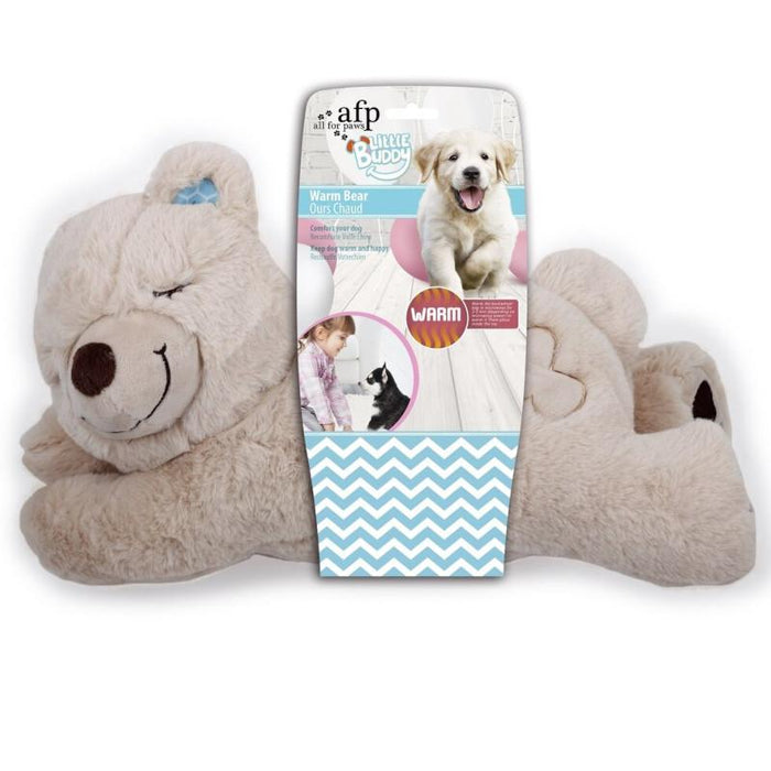 All For Paws Little Buddy Warm Bear
