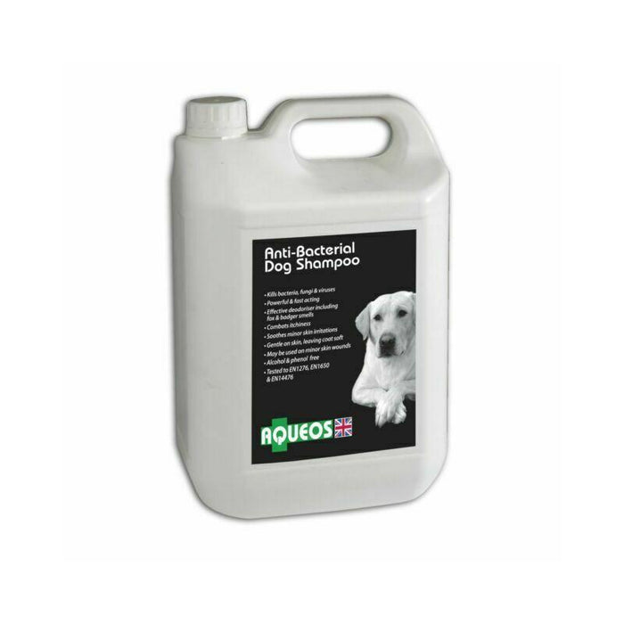 Aqueos Kennel Patio & Multi Purpose Disinfectant Ready to Use 5L