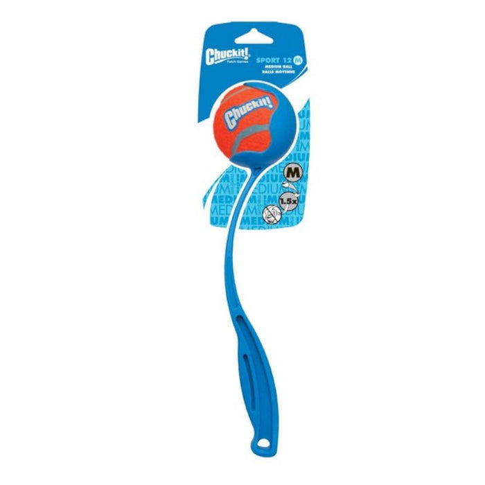 Chuckit Sport 12 Pocket Ball Launcher Medium 30cm