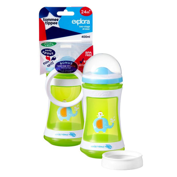 Tommee Tippee Explora 2 Stage Drinker 24m+ 400ml