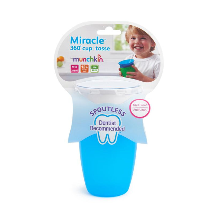 Munchkin Miracle 360 Sippy Cup 296ml  Various Colours