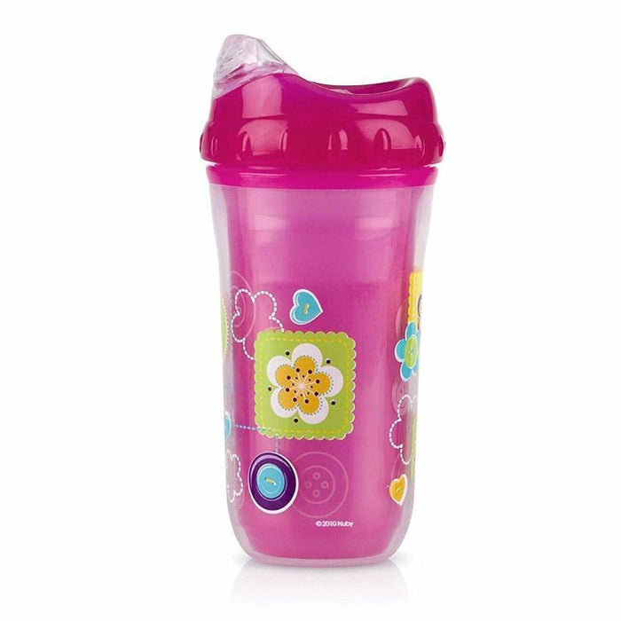 Nuby Insulated Cool Sipper Toddlers Cup