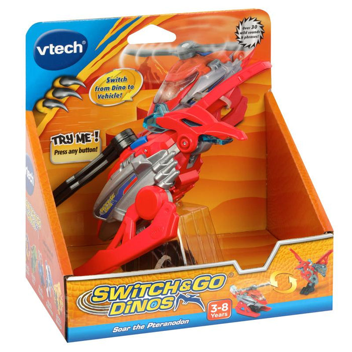 Vtech Switch & Go Dinos Soar the Pteranodon
