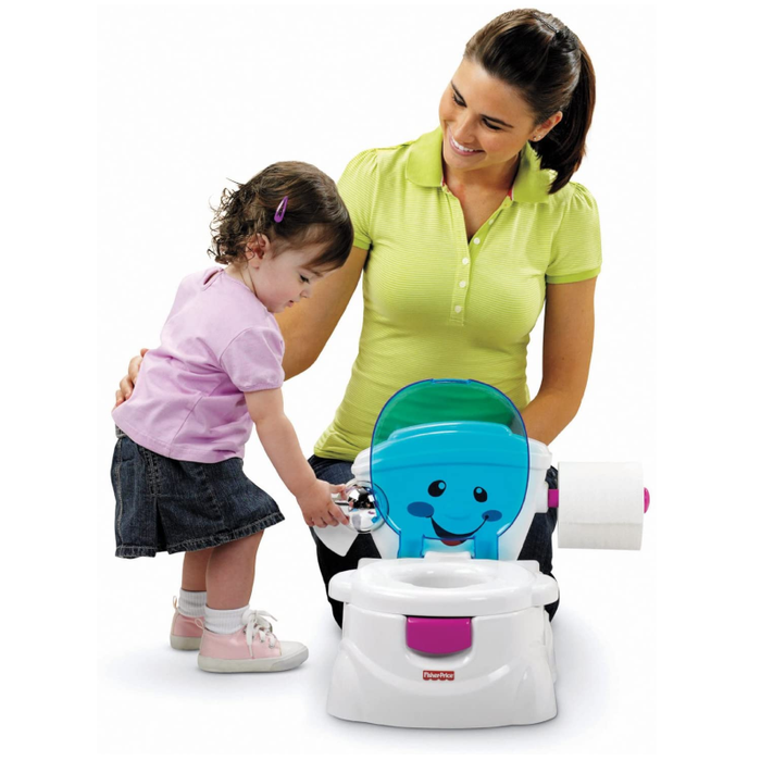 Fisher-Price My Talking Potty Friend With Musical Sounds