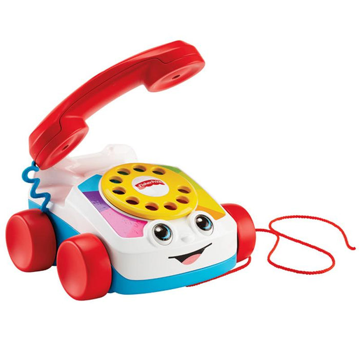 Fisher-Price Baby Pull Along Chatter Telephone