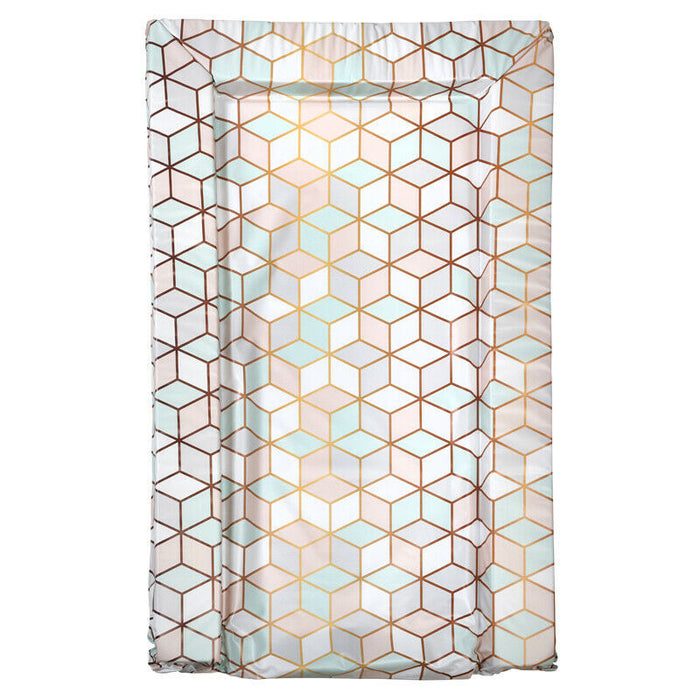 East Coast Essential Changing Mat Geo Rose