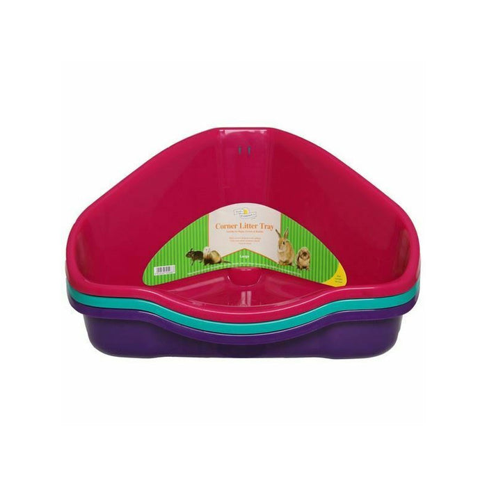 Harrisons Small Animal Litter Trays Large 49cm Various Colours