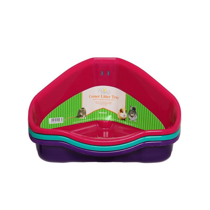 Harrisons Small Animal Litter Trays Medium 3 Pack