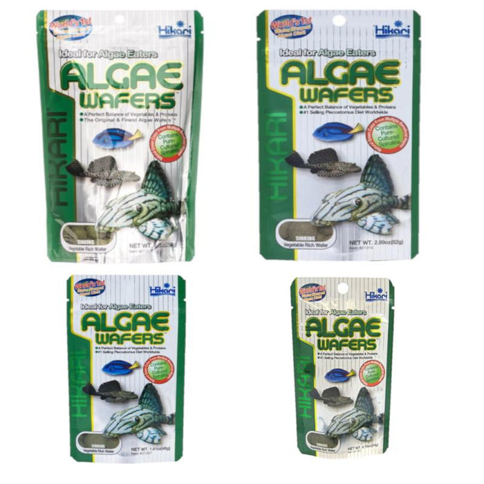 Hikari Algae Wafers Various Weights