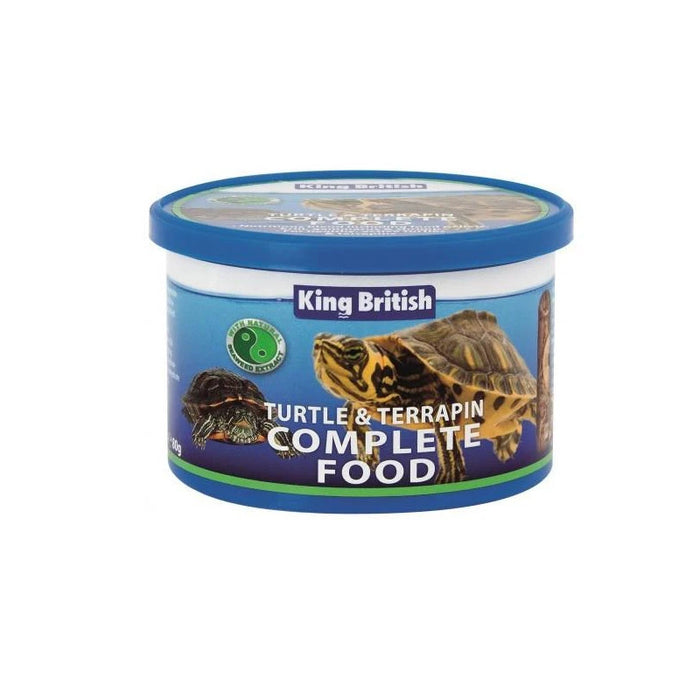 King British Turtle Food Various Weights