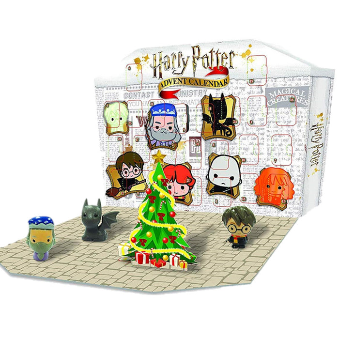 Ooshies Harry Potter Christmas Advent Calendar